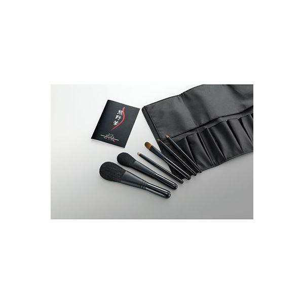 熊野化粧筆セット 筆の心 KFi-K206