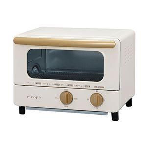 ricopaオーブントースター アイボリー EOT-R1001-C(568628) - 拡大画像