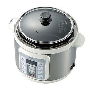 D&S電気圧力鍋 4L STL-EC50