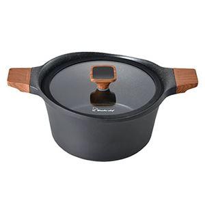 ララミー両手鍋24cm 630179