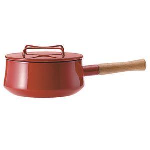 片手鍋18cm チリレッド 834298