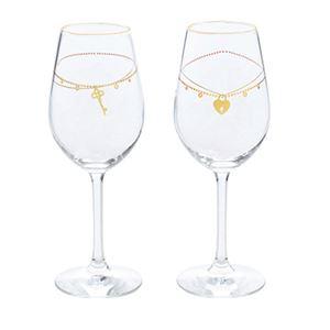 ペアワイン(キー&ロック) G098-S104