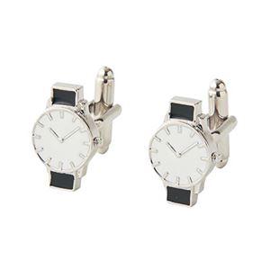 カフスボタン 腕時計 700-001