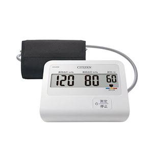 シチズン上腕式血圧計 CHU302-CC - 拡大画像