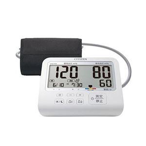 シチズン上腕式血圧計 CHU703-CC