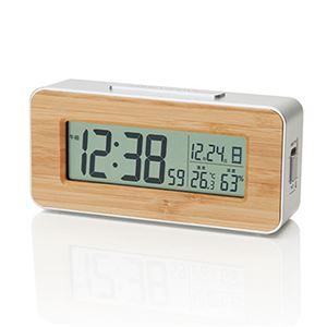 竹の電波時計 T-01