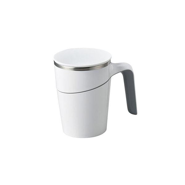スタンドキープマグ ホワイト DH015