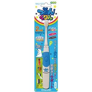 電動歯ブラシ つるんくりん ブルー 795944