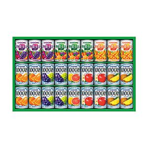 カゴメフルーツ+野菜飲料ギフト KSR-30N - 拡大画像
