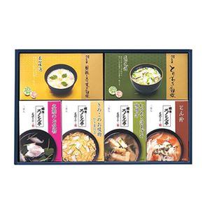 道場六三郎 スープ・雑炊ギフト LZ-23J - 拡大画像