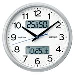 ハイブリッド電波掛時計 ZS251S