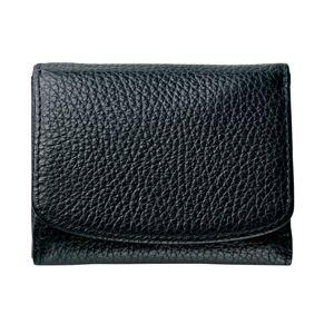 ル・プレリー三つ折り財布 NPS5570 クロ - 拡大画像