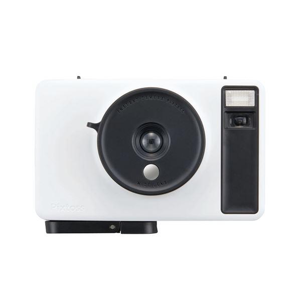 アナログインスタントカメラ TCC-05WH ホワイト