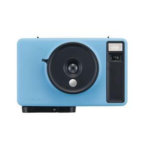 アナログインスタントカメラ TCC-05BU ブルー - 拡大画像