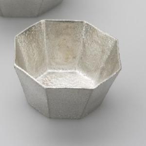 能作(nousaku) 錫器 Kuzushi - Ori - 小 - 拡大画像