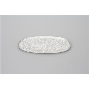 能作(nousaku) 錫器 小長皿 氷割 - 拡大画像