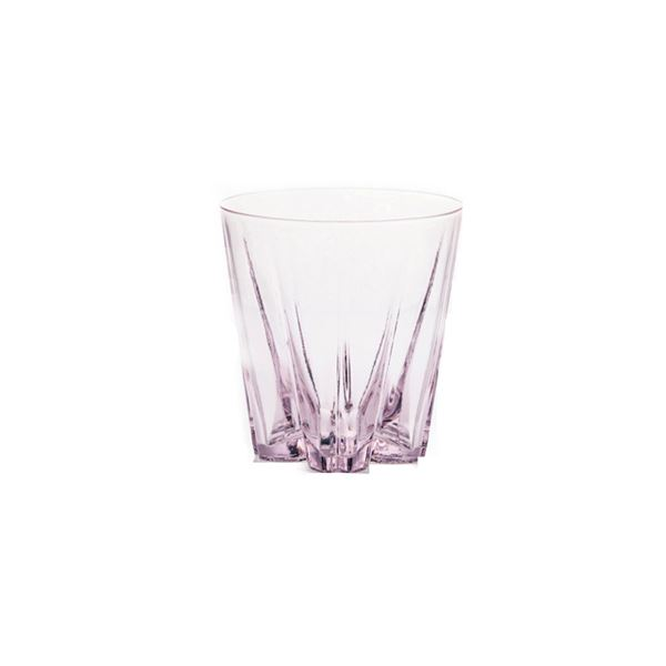 """SAKURASAKU """"ROCK"""" glass 桜色(ピンク) GG-02H"""