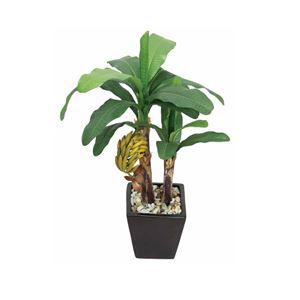 光の楽園【光触媒/人工観葉植物】バナナ - 拡大画像