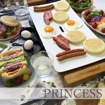 PRINCESS Table Grill Pure (テーブルグリルピュア)(ホットプレート)