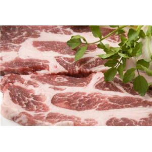 イベリコ豚肩ロースステーキ 1kg - 拡大画像