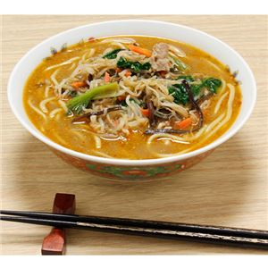 レンジで簡単!野菜たっぷり坦々麺 20食 - 拡大画像