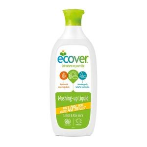 【6本セット】 食器用洗剤/キッチン用品 【レモン 500ml】 植物由来 『エコベール』