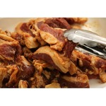 アメリカ産焼肉用タレ漬け牛カルビ(辛味噌味)1kg