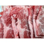 アメリカ産 牛カルビ 【焼肉用 500g】 厚さ5mm 精肉 牛肉 〔ホームパーティー 家呑み バーベキュー〕