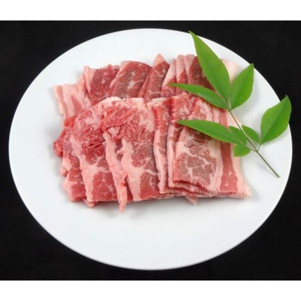 アメリカ産 牛カルビ 【焼肉用 3kg】 厚さ5mm 精肉 牛肉 〔ホームパーティー 家呑み バーベキュー〕