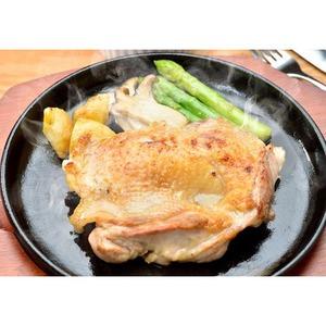 ブラジル産 鶏モモ肉 【1kg】 小分けタイプ 1パック500g入り 精肉 〔ホームパーティー 家呑み バーベキュー〕 - 拡大画像