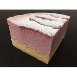 いちごのムースケーキ/業務用ケーキ 【4号】 直径約12cm 日本製 〔スイーツ デザート お取り寄せ〕 border=