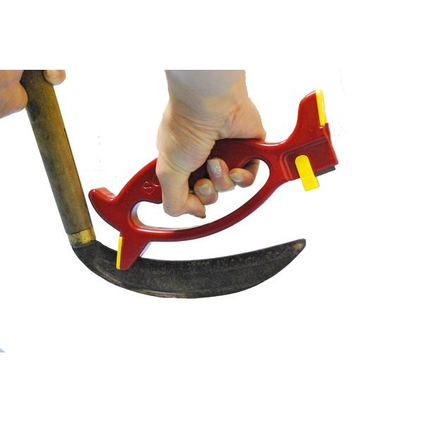 マルチ刃物研ぎ器/砥石 【角度調節機能付き】 ミニシャープナー付き 『ソリング』