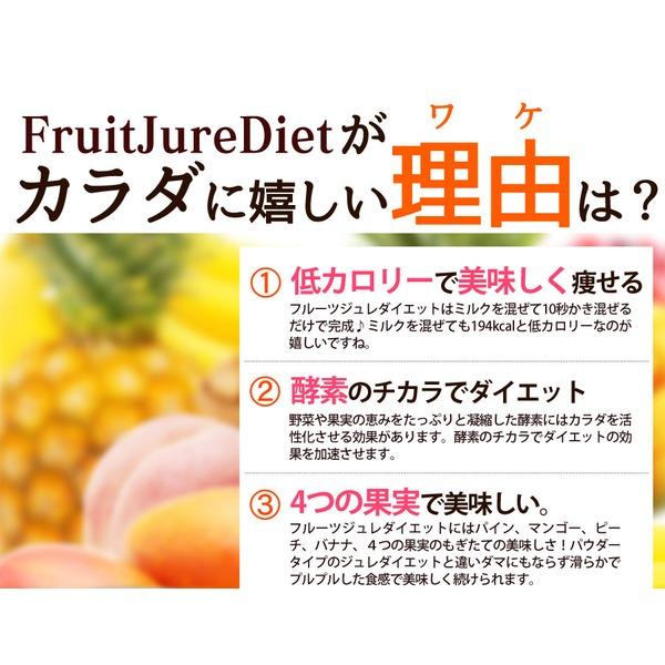 フルーツジュレダイエット酵素プラス