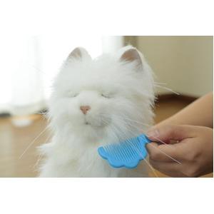夢ねこプレミアム/猫ペットロボット 【電池式】 各種センサー搭載