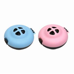 SUISPAスターターセット/全身用水素パック 【ローズ ピンク】 日本製 - 拡大画像