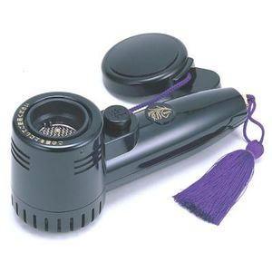 線香用ライターの線香着火器/お墓参り用品 【ボンベ付き】 ガス充填式 日本製 『ご先祖まいり』