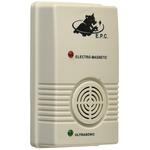 ネズミ撃退器/害獣駆除 【屋内用】 電磁波・超音波式 簡単セット 『SAVE』【2個セット】
