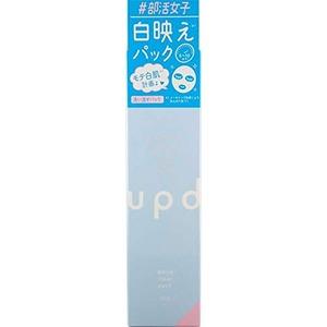 upd ホワイトクリアパック - 拡大画像