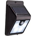 ソーラー充電LEDセンサーライト 4個組