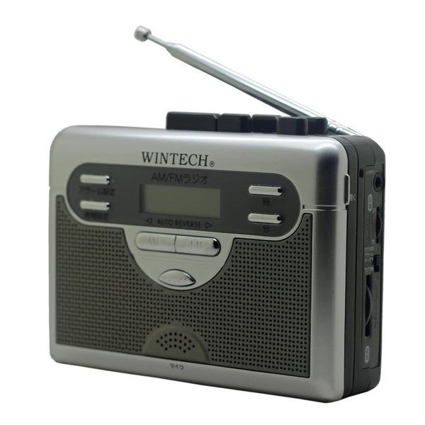 ラジオ付テープレコーダー PCT-11R2