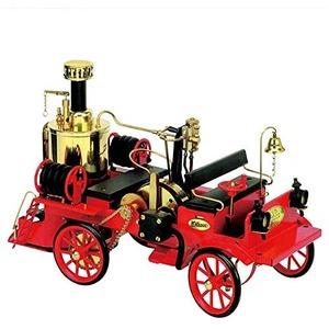 ドイツ ヴィルヘルム・シュレッダー社 蒸気エンジン付消防ポンプ車(Model D305) - 拡大画像
