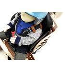 自転車用サイズ調整パッド 【OGK】RBCP-001 ブラック(黒) 〔自転車パーツ/アクセサリー〕