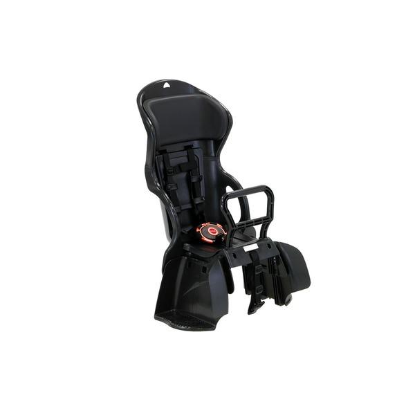 ヘッドレスト付き後ろ用子供乗せ(自転車用チャイルドシート) 【OGK】RBC-015DX ブラック(黒)/ブラック(黒)