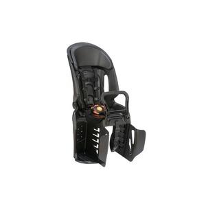 ヘッドレスト付き後ろ用子供乗せ(自転車用チャイルドシート) 【OGK】RBC-011DX3 ブラック(黒)/ブラック(黒) - 拡大画像