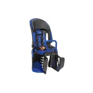 ヘッドレスト付き後ろ用子供乗せ(自転車用チャイルドシート) 【OGK】RBC-011DX3 ブラック(黒)/ブルー(青) - 拡大画像