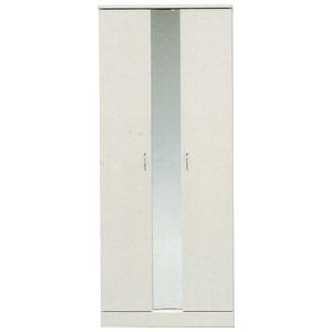 ハイシューズボックス(下駄箱) 幅75cm×奥行38cm×高さ180cm 日本製 ホワイト(白)  【PLAZA2】プラザ2 【完成品 開梱設置】