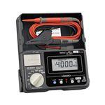 日置電機 5レンジ デジタル絶縁抵抗計(スイッチ付リード9788-01付) IR4051-11