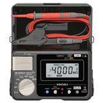 日置電機 PV専用レンジ付5レンジデジタル絶縁抵抗計 IR4053-10