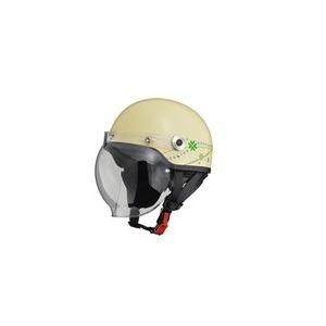 CR-760 ハーフヘルメット クラブアイボリー - 拡大画像