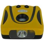 小型 エアーコンプレッサー LEDライト付